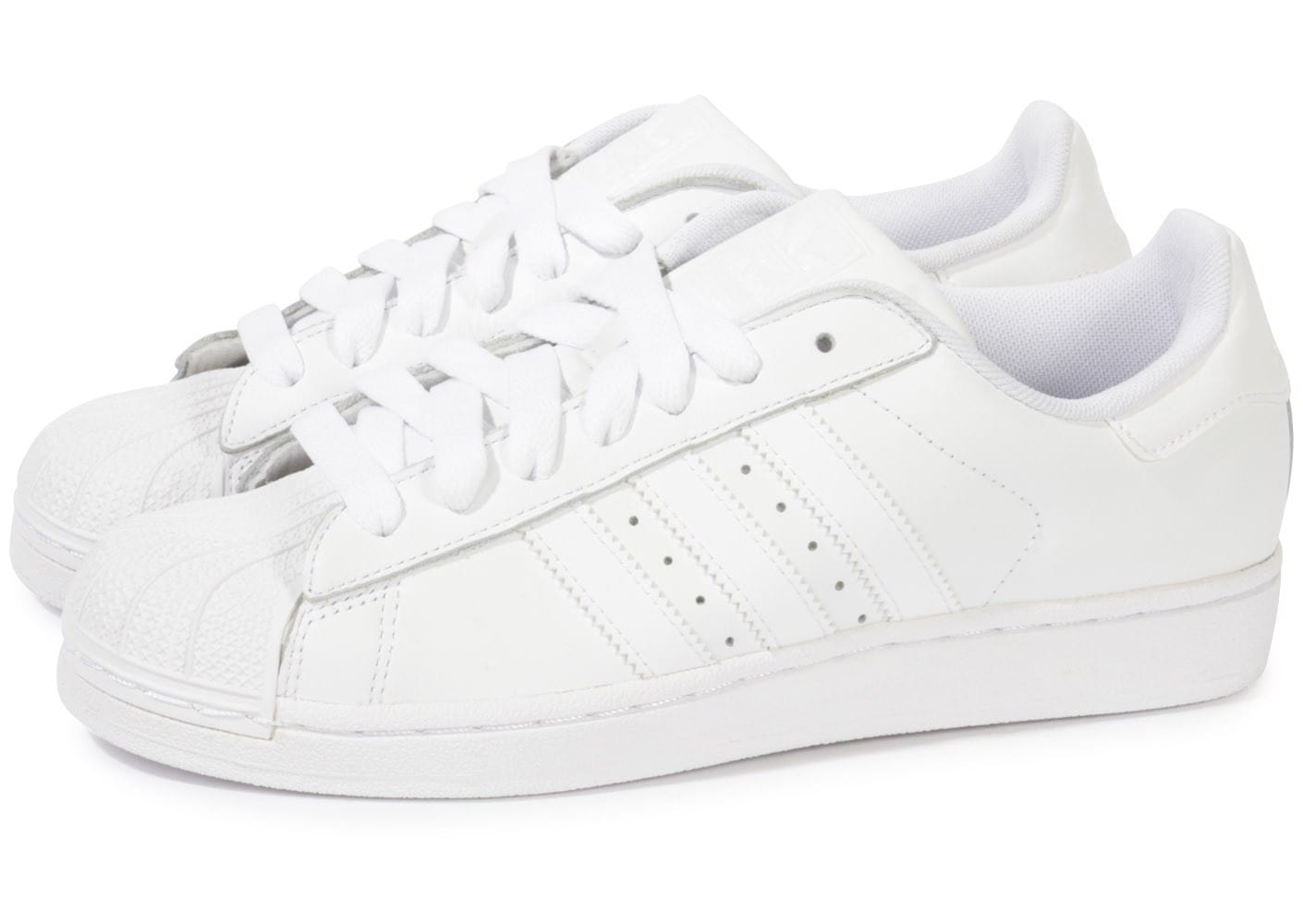 low priced a54c7 a1f1c Adidas Superstar Ii Homme Cuir Fête De No l Bleu Blanc Haute Qualité - Adidas  Superstar Ii ... ... Adidas Unisex Originals Superstar II Blanc Or G50962  ...