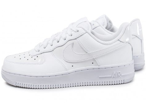 finest selection 852c6 66aa5 air force 1 blanche femme