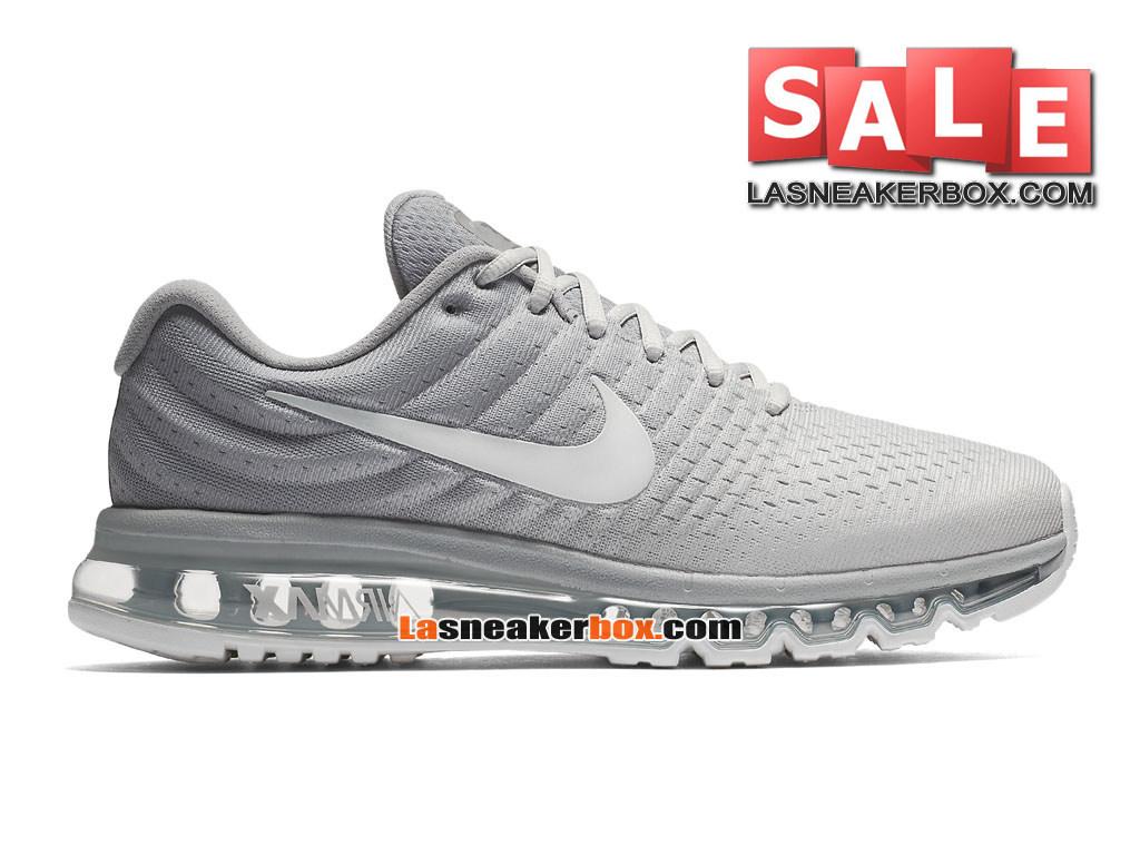 uk availability 61294 3c82b Nike - Chaussure de running Air Max 2017 - 849559-302 - pas cher Achat   Vente  Baskets homme - RueDuCommerce