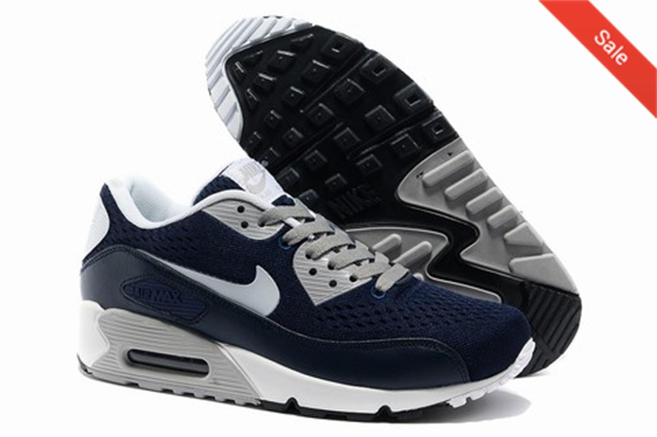 best loved bcc2d ceea1 Nike - Air Max 90 Premium Se - 858954-002 - Age - Adulte, Couleur - Gris,  Genre - Homme, Taille - 39 - pas cher Achat   Vente Chaussures basket - .