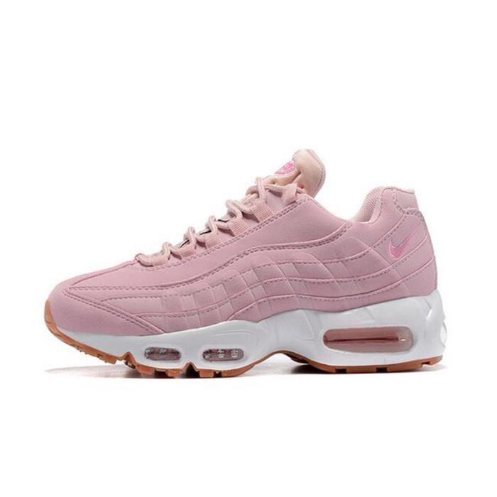 low priced 09074 448c4 air max 95 pas cher femme rose