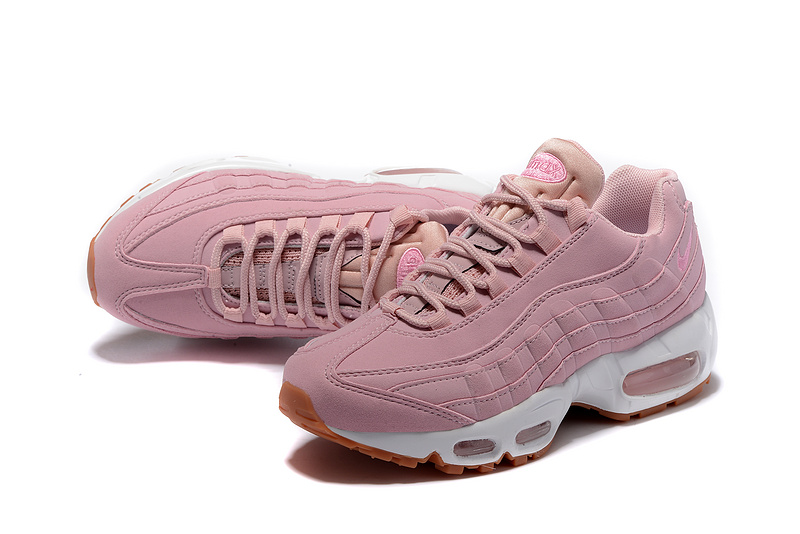 buy popular 16b24 74b91 Chaussure Pas Cher Nike  Chaussure Pas Cher Nike. Femme Nike Air Max 95 EM  Rose .