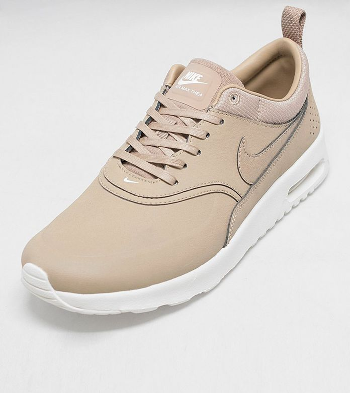the best attitude 75b2e 06500 air max thea femme beige pas cher