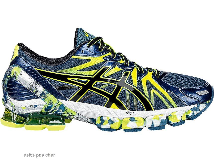 chaussure de course asics homme
